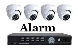 מערכת 4 מצלמות אבטחה